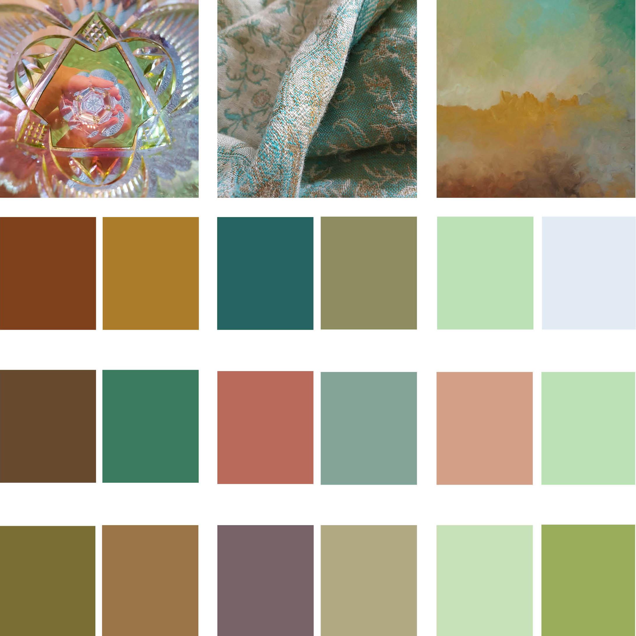 Afbeelding voor kleurpaletten
