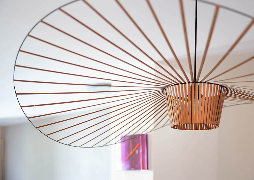 Petit Friture Vertigo lamp Interieurontwerp in Leiden