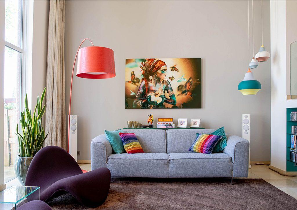 Zomeropstelling foto Interieurontwerp in Leiden
